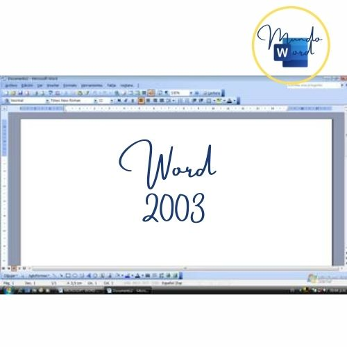 Descargar Word 2003 gratis