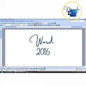 Descargar Word 2016 gratis