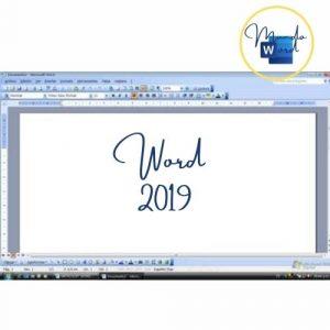Descargar Word 2019 gratis